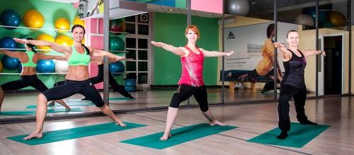 Vinyása yoga