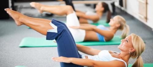 Kurz pilates pro začátečníky září-prosinec 2017