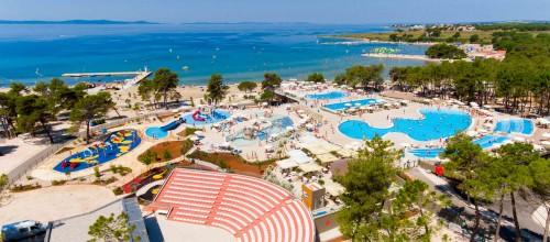 CHorvatsko – ZATON 15. – 22. 6. 2019 cvičení a relaxace u moře s polopenzí